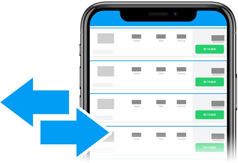sådan skifter du mobilabonnement