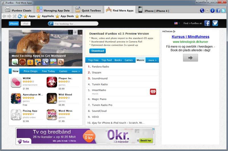 i-FunBox screenshot