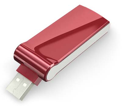USB dongle (mobilt bredbånd modem)