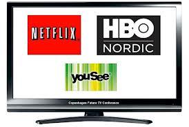 HBO, Netflix og YouSee