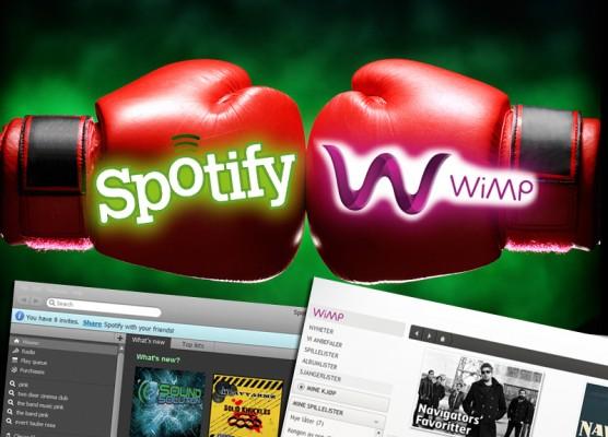Wimp vs. Spotify