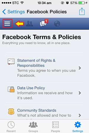 Facebook Messenger — app der samler beskeder ét sted