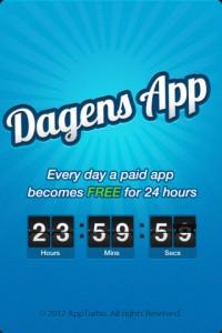 Dagens app gratis