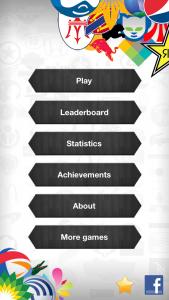 Logo Quiz menu