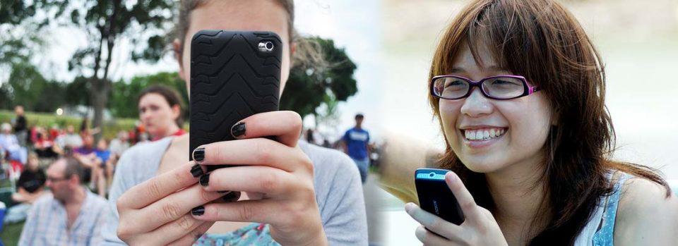 Gratis/Fri SMS - send så mange beskeder du vil