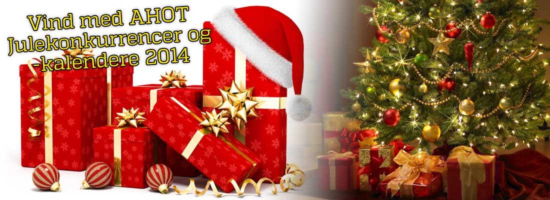 Julekalendere og julekonkurrencer 2015